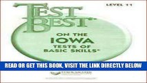 [EBOOK] DOWNLOAD Test Best ITBS: Test Workbook Grade 5 (Level 11) PDF