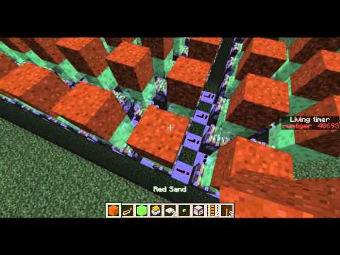 Minecraft: demo what you can use slameblock for