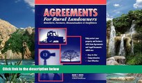 Big Deals  Agreements for Rural Landowners, Ranchers, Farmers, Homesteaders   Outfitters  Full