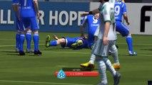 Ruch Chorzów vs Lechia Gdańsk - Ekstraklasa - Symulacja FIFA EA