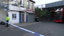 Λονδίνο: Ατύχημα με διώροφο λεωφορείο