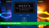 Big Deals  West s Legal Environment of Business: Text and Cases  Best Seller Books Most Wanted