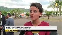 Visite du collège de Papara, Tahiti, en Polynésie française