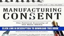 [Free Read] Manufacturing Consent: The Political Economy of the Mass Media Full Online
