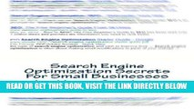 [PDF] FREE Search Engine Optimization Secrets For Small Businesses: A Quick-Start Reference Guide