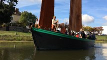 Bogue d'or : parade des bateaux traditionnels