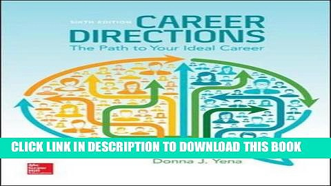 [BOOK] PDF Career Directions: New Paths to Your Ideal Career New BEST SELLER