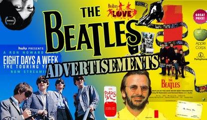 BEATLES ADVERTISEMENTS