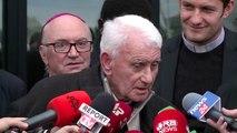 """""""Pajtohen"""" Rama me Doshin.Të dy presin kardinalin e ri në Rinas - Top Channel Albania - News - Lajme"""