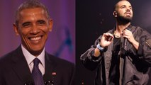 "Barack Obama Dance to Drake's ""Hotline Bling"" at the White House"