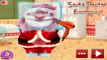 Santa Doctor Emergency - Santa Claus Games - Santa Doctor Care Game for Kids