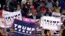 US election 2016: Donald Trump holds rallies in several states
