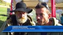 Alpes-de-Haute-Provence : La commune d'Authon fête le desmontagnage