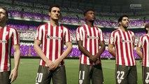 Real Madrid CF vs Athletic Club de Bilbao Fifa 17 Liga Santander Gameplay HD