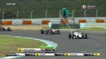 Fórmula Renault 2.0 - Etapa de Estoril (Corrida 2): Última volta