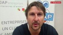 Basket-ball. N1M : l'Ujap Quimper poursuit sa route en haut de tableau