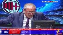 DIRETTA STADIO - MILAN - JUVENTUS 1 - 0 GOAL LOCATELLI TIZIANO CRUDELI SHOW