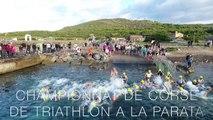 Championnat de Corse de Triathlon à la Parata