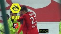 But Kamil GROSICKI (75ème) / FC Nantes - Stade Rennais FC - (1-2) - (FCN-SRFC) / 2016-17