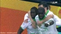 SM Caen-ASSE 0-2 - Saison 2016-17 - But d'Henri Saivet