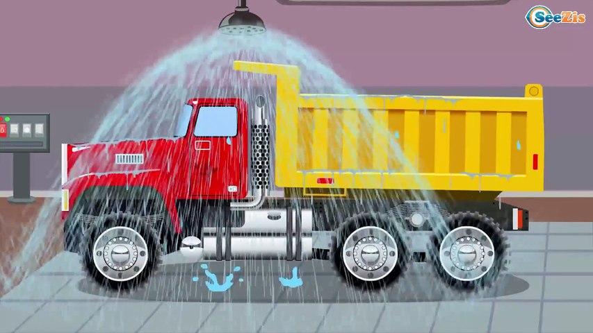 Traktor | Bajki dla dzieci o Traktorach | Maszyny Budowlane | Zabawki dla dzieci