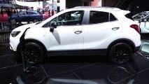 Opel Mokka X at Paris Motor Show 2016