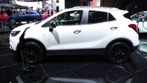 Opel Mokka X at Paris Motor Show 2016