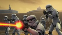 """""""Star Wars"""" franchise fills the gap between the events of """"Episode III"""" and """"Episode IV."""""""