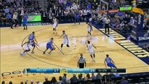 NBA Preseason: Denver Nuggets vs Dallas Mavericks - Highlights - (21.10.2016)