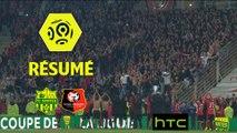 FC Nantes - Stade Rennais FC (1-2)  - Résumé - (FCN-SRFC) / 2016-17