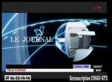 Journal de 20h TVCongo du Dimanche 23 octobre 2016 -By Congo-Site