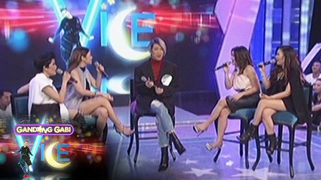 GGV: Angeline, KZ, Yeng, & Kyla sing each other's hit songs