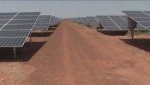 Sénégal, Désormais produteur d'énergie solaire