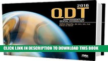 [Free Read] QDT 2016: Quintessence of Dental Technology Full Online
