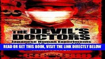 [Free Read] The Devil s Doctors: Japanese Human Experiments on Allied Prisoners of War Free Online