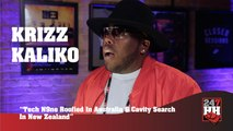 Krizz Kaliko - Tech N9ne Roofied In Australia & Then Cavity Searched (247HH Wild Tour Stories) (247HH Wild Tour Stories)