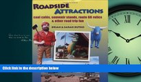Online eBook Roadside Attractions: Cool Cafes, Souvenir Stands, Route 66 Relics,   Other Road Trip