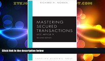 Big Deals  Mastering Secured Transactions (UCC Article 9), Second Edition (Carolina Aademic Press