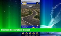 READ BOOK  Scenic Road Trips of Texas 26 Great Drives (U.S. Regional Touring Map: Gulf States: