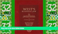 Big Deals  West s Business Law: Text and Cases--Legal, Ethical, Regulatory, International and
