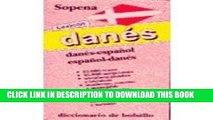 [Read] Ebook Lexicon Danes - Danes-ESP. ESP.-Danes Sopena Bolsi (Spanish Edition) New Reales