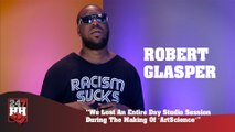 "Robert Glasper - We Lost An Entire Day Studio Session During The Making Of ""ArtScience"" (247HH Exclusive) (247HH Exclusive)"