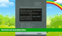 Big Deals  2009 Documents Supplement for International Business Transactions: Contracting Across