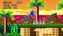 Sonic Time Twisted Fangame