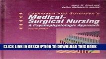 Read Now Luckmann and Sorensen s Medical-Surgical Nursing: A Psychophysiologic Approach Download