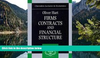 Big Deals  Firms, Contracts, and Financial Structure: 1st (First) Edition  Full Read Most Wanted