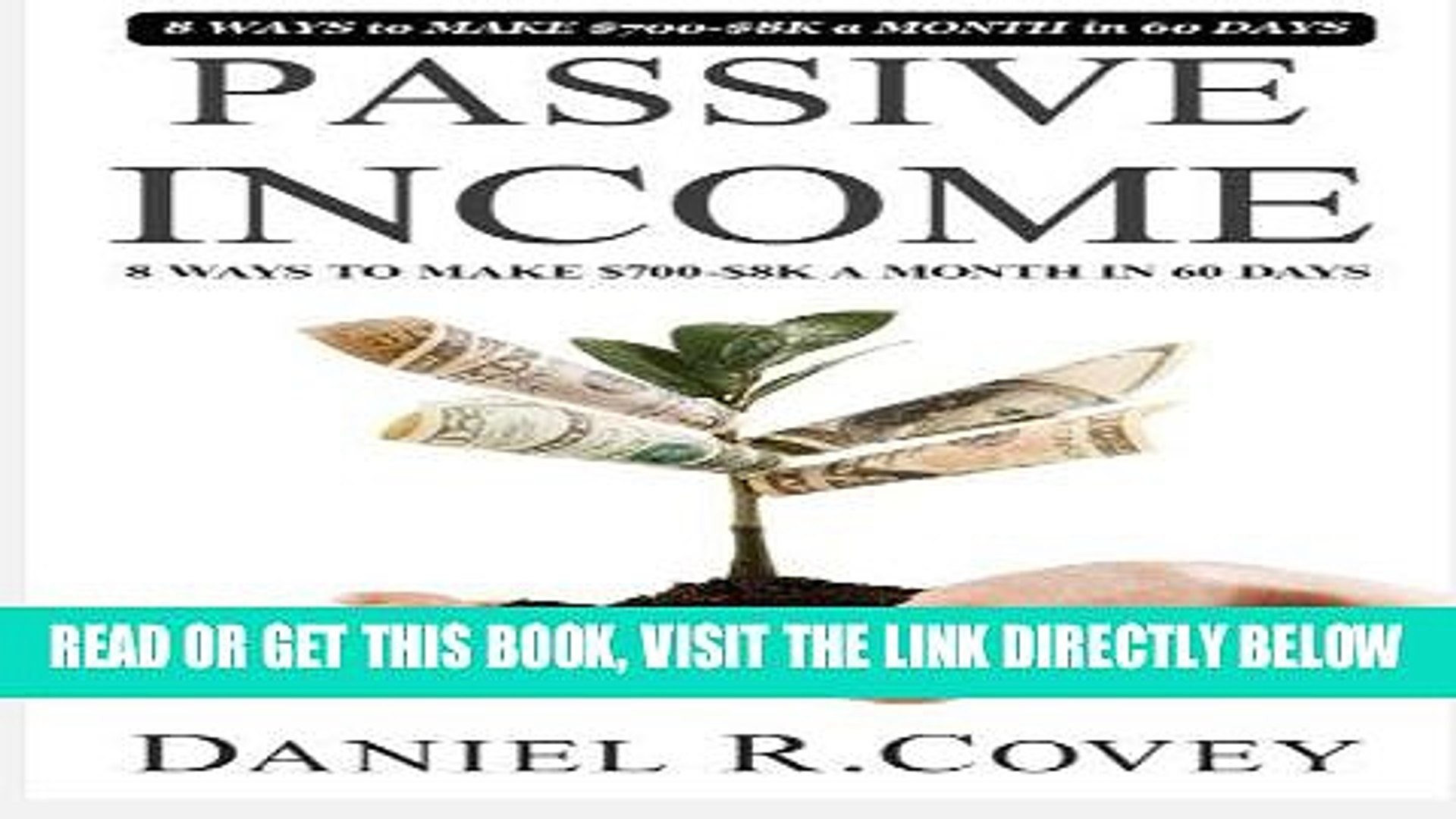 [PDF] FREE Passive Income: The Ultimate Guide to Make Passive Income and Master Sales Techniques