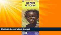 READ BOOK  Togo   Benin 1:580,000 Travel Map (International Travel Maps)  BOOK ONLINE