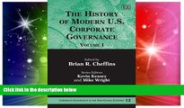 READ FULL  The History of Modern US Corporate Governance (Corporate Governance in the New Global