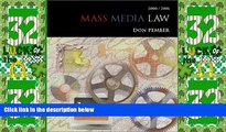 Big Deals  Mass Media Law 2001-2002  Best Seller Books Most Wanted